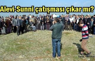 Huzursuzluğun nedeni IŞİD'ciler ve Alevi-Sunni...