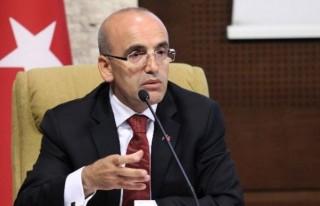 Başbakan Yardımcısı Şimşek: 'Türkiye'nin risk...