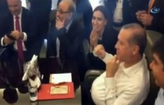 Erdoğan, Hakan Çalhanoğlu'nun golüne böyle...