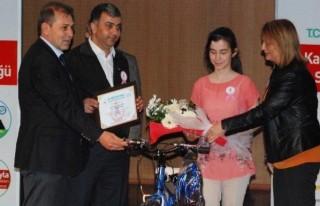 Kahramanmaraş'a Kompozisyon yarışması...