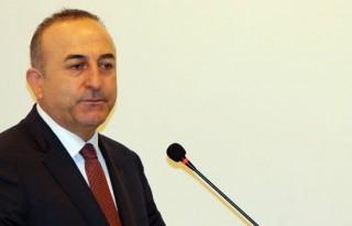 Çavuşoğlu: 'Dinimizin istismar edilmesine izin...
