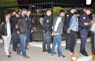 Aralarında HDP'li Başkanın da bulunduğu 16 terör...