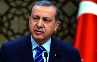 Erdoğan, Türkiye'nin üzerinde oyunlar oynanmasının...