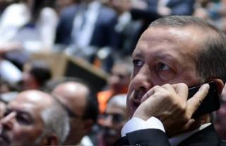 Cumhurbaşkanı Erdoğan'dan taziye telefonu!