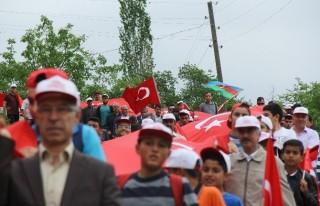 'Ermeni Soykırımı' iddialarına karşı dev...