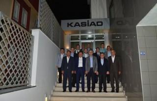 Erkoç' tan Kasiad' a ziyaret