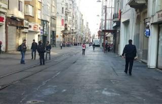İstiklal Caddesi bu yıl yaya trafiğine kapatılmadı!