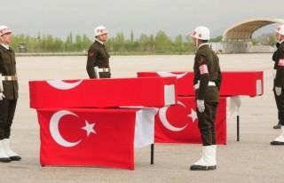 Şehit askerler memleketlerine uğurlandı!