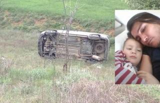 Yürekleri burkan kaza: 6 yaşındaki çocuk hayatını...