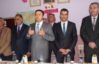 Vali'den HDP'li vekillere: Yüreğiniz yetiyorsa...!