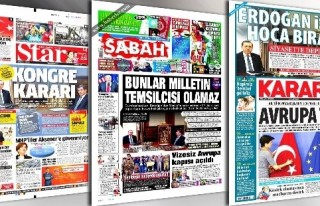 İktidara Yakın Gazeteler...