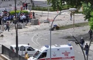 Gaziantep'teki Bombalı Saldırıda Şehit Sayısı...