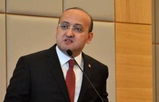 Yalçın Akdoğan'dan Avrupa Birliği açıklaması!