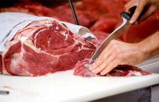 Kırmızı et üretimi azaldı!