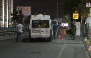Çağlayan Adliyesi yakınında bomba paniği!!