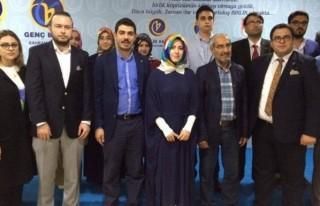 Genç Birlik Genel Başkanı Öznaneci, Kahramanmaraş'ta