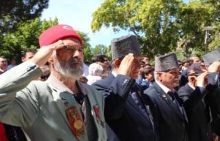 Kahramanmaraş'ta 19 Mayıs kutlandı