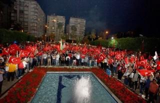 Adanalılar Tek Yürek Oldu!
