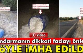 Diyarbakır'da facia son anda önlendi!