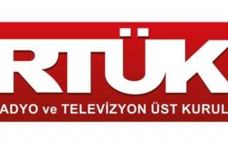 RTÜK, 12 TV kanalını kapattı!
