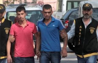 Adana'da kapkaç zanlısı 2 kişi yakalandı!
