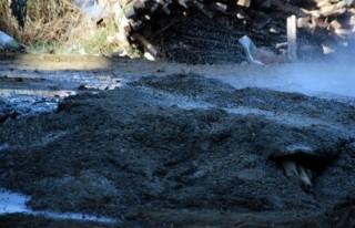 Su ararken doğalgaz buldular!