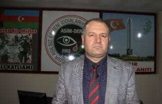 """Gülbey: """"Ermenistan PKK'ya bomba taşıyor""""!"""