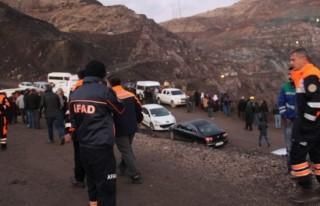 Siirt'te maden sahasında heyelan: 4 ölü!