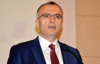 Maliye Bakanı Naci Ağbal'dan işletmelere çağrı!
