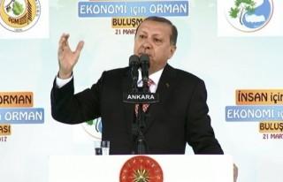 Erdoğan Avrupa'ya yüklendi: Topunuz gelin!