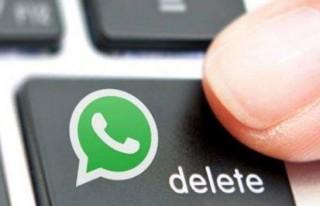 WhatsApp yeni özelliğini sunuyor