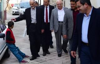 Başkanlar Dulkadiroğlu için buluştu