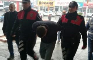 İş yerlerinden hırsızlık yapan 2 Kişi tutuklandı