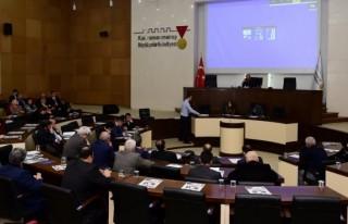 Dulkadiroğlu, Mart ayı meclis toplantısını yaptı