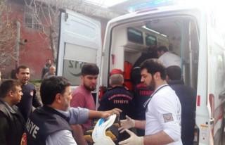 Kahramanmaraş'ta inşaatta göçük: 1 ölü, 5...
