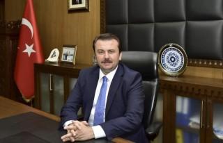 """Erkoç: """"Çanakkale Zaferi Tarihe Sığmayacak Kadar..."""