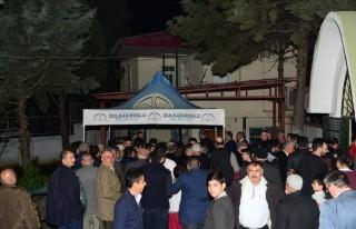 Regaip Kandilinde Dulkadiroğlu'nun Camileri Gül...