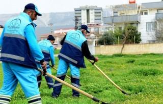 Dulkadiroğlu'nda bahar temizliği