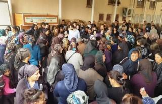 Gül Gülizar Ayalp'in tabutunu kadınlar kaldırdı