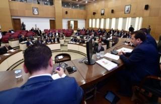 Büyükşehir Meclisi 10 Nisan'da toplandı