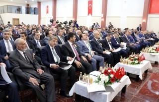 """Bakan Özhaseki: """"Doğuda 70 Bin ev terör nedeniyle..."""