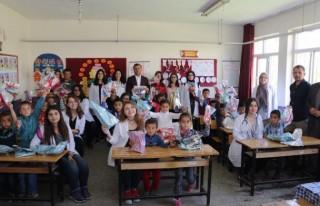 Tıp öğrencileri Pazarcık'ta sağlık taraması...