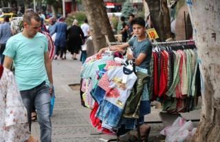 Kahramanmaraş'ta Çarşı-Pazar Ramazan öncesi...