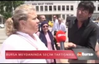 Erdoğan hayranı kadın sosyal medyayı salladı