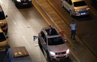 Kahramanmaraş'ta seçim coşkusu