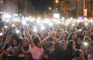 Kahramanmaraş'ta Fettah Can konseri