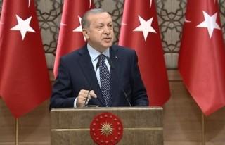Cumhurbaşkanı Erdoğan'dan sert sözler: Şu an...