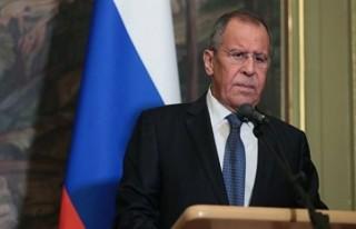 Lavrov: 'Askeri operasyonlarda uluslararası hukuk...
