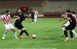 Kahramanmaraşspor evinde 1-0 mağlup!