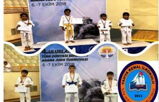 Yahya Kemal İlkokulu'ndan uluslararası birincilik